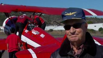 Veterans Take 'Dream Flight' in WWII Plane