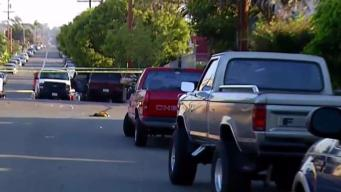 Victim Killed in Logan Heights Shooting