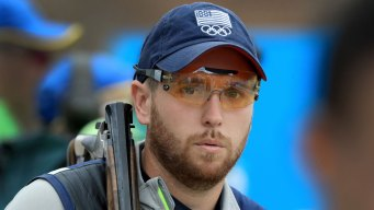 US Shooter Vincent Hancock Misses Mark in Men's Skeet