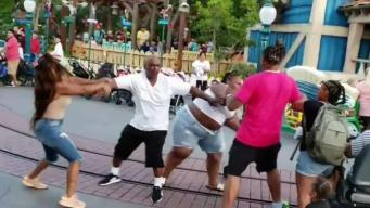 Two Defendants in Caught-on-Camera Disneyland Fight Miss Arraignment