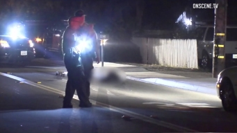 Teen's Body Found in Middle of Road in Vista
