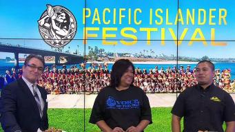 """Voice of the Sea"" Pacific Islander Festival"