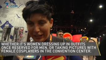 Woman Empowerment Felt at Comic-Con 2018 During #MeToo Movement