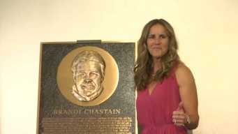 'Not the Most Flattering': Brandi Chastain Plaque Catches Flak