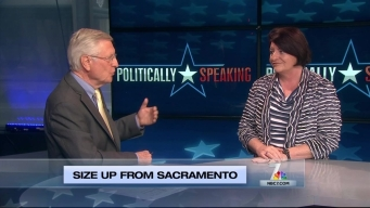 Politically Speaking: Size Up From Sacramento