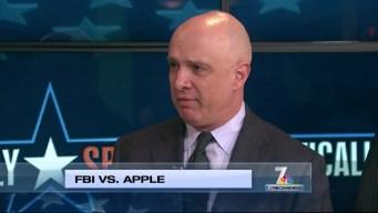 Politically Speaking: FBI Versus Apple