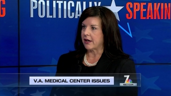 Politically Speaking: V.A. Medical Center Issues