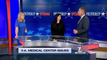 Politically Speaking: V.A. Medical Center Issues, Part II