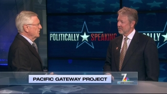 Politically Speaking: The Pacific Gateway Project