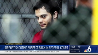 FLL Shooting Suspect Appears in Court Tuesday