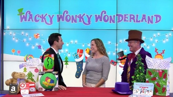 SD Center for Children Hosts Wacky Wonky Wonderland
