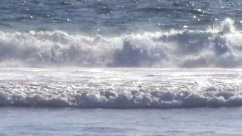 High Waves, Strong Rip Currents in Del Mar: NWS