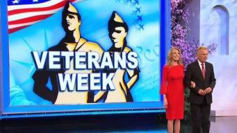 'Wheel of Fortune' Honors Veterans