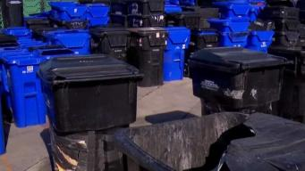 When Is It Time to Trash the Trash Containers