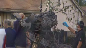 Witness Shares Moments After Clairemont Plane Crash