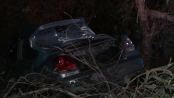 Woman Missing After Crash in Escondido