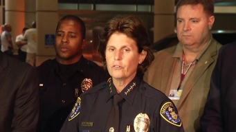 SDPD Chief Shelley Zimmerman Speaks at Press Conference