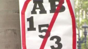 Charter School Parents Protest New Bill