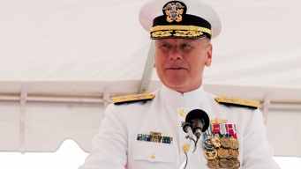 Navy Admiral Ousted Over Allegations of Computer Misuse