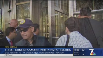 DOJ Taking Over Duncan Hunter Investigation From House Ethics Committee May be Bad Sign for Congressman