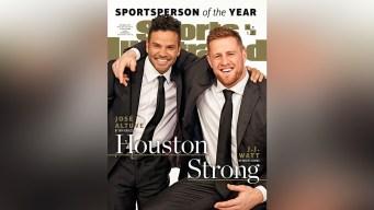 Watt, Altuve Share SI's Sportsperson of The Year Award