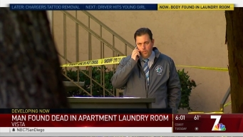 Man Found Dead in Laundry Room of Vista Apartments