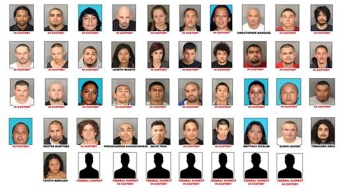Dozens Arraigned in Car Theft Undercover Operation