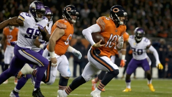 Bears Beat Vikings 25-20, Tighten Grip on NFC North