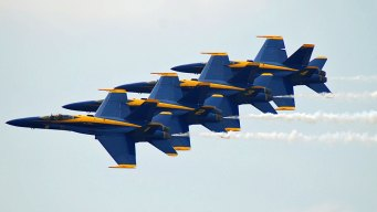 """Letter in File"" for Ex-Blue Angels Leader"