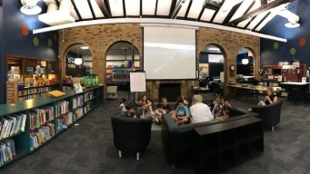 School Librarians Embrace Technology — If the Budget Allows