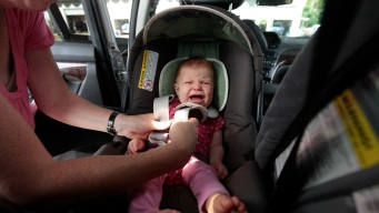 Pediatricians Change Guidelines for Babies in Car Seats
