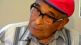 104-Year-Old Pearl Harbor Survivor Training for Reunion