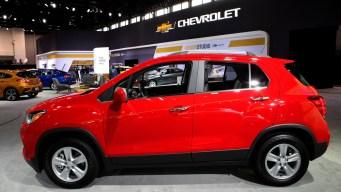 GM Recalls Small SUV Chevrolet Trax