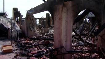 Cost of San Diego Firestorm: $58M