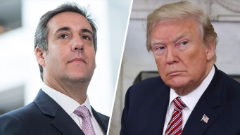 Trump Says He Doesn't Think Personal Lawyer Will 'Flip'
