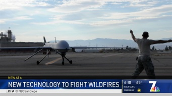 California Turns to Military Technology to Help Fight Fires