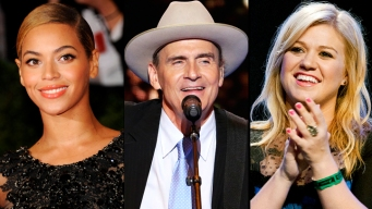 Beyonce, Clarkson, Taylor to Perform at Obama Inauguration