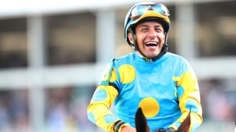 Jockey Victor Espinoza Taking 3rd Aim at Triple Crown Win