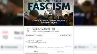 Facebook Page's Removal Angers Washington Protest Organizers
