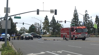 Man With Machete-Type Knives Shot by La Mesa Police