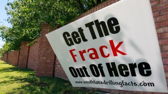 'Fracking' Chemical Found in Town's Aquifer