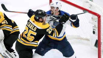 Binnington, Blues Beat Bruins 2-1, Lead Stanley Cup 3-2