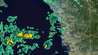 Rain Arrives in San Diego's North County