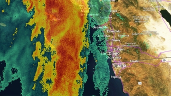 Powerful Storm System Arrives in San Diego