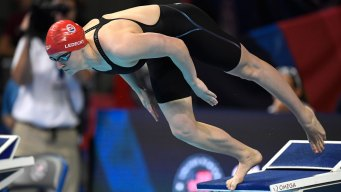 Olympic Swimming Trials: Ledecky Poised to Win 3rd Individual Title