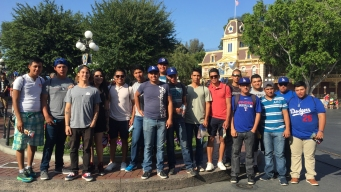 Stranded Mexican Baseball Team Gets Free Trip to Disneyland
