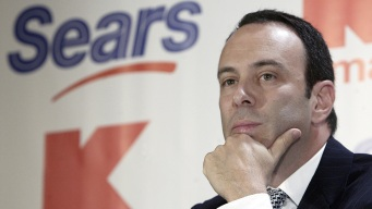 Sears Believes Lampert's Bid to Save Company Is Short