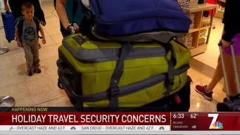 Security Concerns Felt by Holiday Travelers