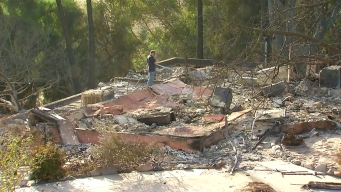 More Than 104 Homes Destroyed in Lilac Fire