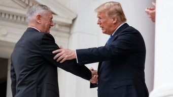Officials: Mattis Out of Loop, Trump Doesn't Listen to Him